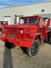 1983 M35A2 6X6 Military Deuce and Half Starts, Runs and Drives Excellent