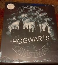 HARRY POTTER I'D RATHER STAY AT HOGWARTS THIS CHRISTMAS ADVENT CALENDAR NEW SET