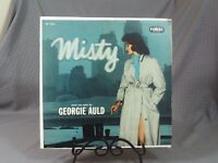 "George Auld- Misty- Tenor Sax Solos 12"" LP Vinyl Record 33 RPM Coral"