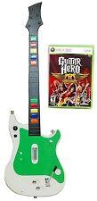 NEW XBox 360 GUITAR HERO Controller + Aerosmith Video Game Kit bundle set play