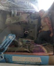 Navy gunner