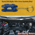 FA20 Engine Valve Cover Style Keychain (Blue) Fits Toyota