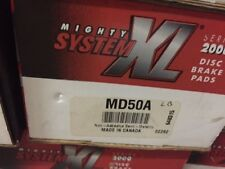 Mighty System XL Brake Pads MD50A