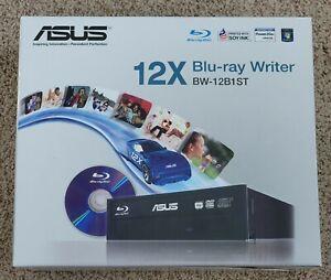 ASUS BW-12B1ST Internal BLU-RAY 12X Burner 16X DVD + RW 24X CD + RW SATA - NEW