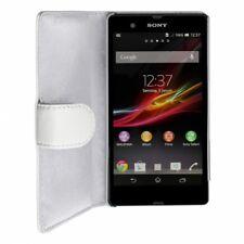 Artwizz Funda de piel cubierta de SeeJacket la cubierta del caso para Sony Xperi