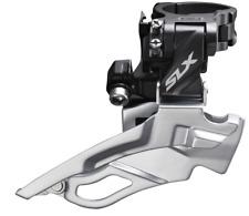 Shimano SLX, desviadores, fd-m671a, 3 x 10 especializada, 34,9mm abrazadera, Dual Pull, nuevo