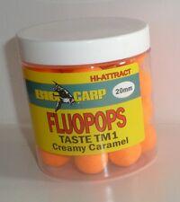 Big Carp Fluopop Taste TM1 Creamy Caramel 16mm