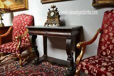 Antica console stile Impero del XX secolo