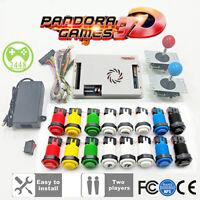 Arcade kit 64g 148 3d game Pandora Box 12 arcade diy 2448 in 1 Motherboard kit