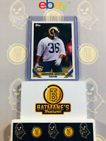 1993 Topps #166 Jerome Bettis RC Rookie Football Card NM/M MINT Conditon