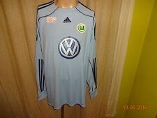 VfL Wolfsburg Adidas Formotion Spieler Version Torwart Trikot 2009/10 Gr.XXL Neu