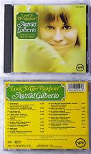 ASTRUD GILBERTO Look To The Rainbow .. Verve CD TOP