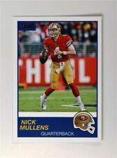 2019 Score Football Base #305 Nick Mullens - San Francisco 49ers