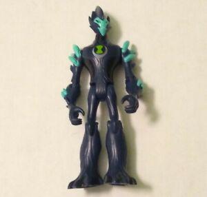 "HAYWIRE SWAMPFIRE Blue Ben 10 Action Figure 4"" (Bandai 2008) Alien ULTRA RARE"