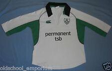 IRELAND (IRFU) / 2005-2006 Away - CANTERBURY - WOMENS RUGBY Jersey / Shirt. 16