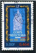 TIMBRE FRANCE OBLITERE N° 3300 CORPS PREFECTORAL / Photo non contractuelle