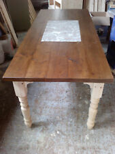 BESPOKE HANDMADE SOLID PINE DINING / KITCHEN TABLE