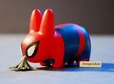Marvel Labbit Series 2 Vinyl Mini Figures KidRobot Spider-Man 3/20 Rarity