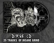 "Wormrot ""Dirge"" CD - NEW!"