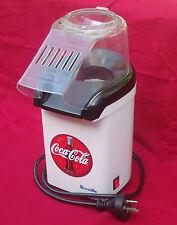 Collectable Breville Electric Coca Cola Popcorn Maker Machine
