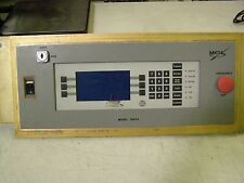 MCL Klystron System Power Microwave RF Amplifier Control Panel 20109