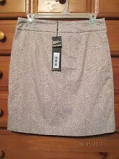 Womens RENUAR Double Comfort Stretch Pant-Lined Sport Skort Skirt Sz 6 NwT $72