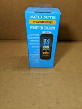 Wireless Weather Station with Temperature and Humidity by Acurite - NEW