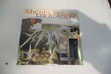 MICHEL FUGAIN LES RONCIERS CD 2 TITRES NEUF EMBALLE. POCHETTE CARTONNEE.