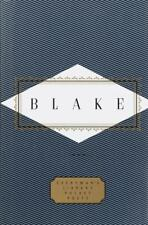Everyman's Library Pocket Poets: Blake: Poems by William Blake (1994, Hardcover)