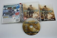 PLAY STATION 3 PS3 CALL OF DUTY MODERN WARFARE 2 COMPLETO PAL FRA