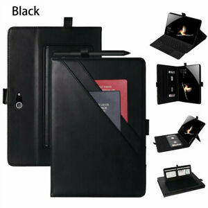 For Microsoft Surface Pro 7/Pro 4 5 6 Go 2 1 Shockproof  Folio Stand Case Cover