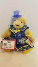 """New ListingMuffy Vanderbear """"Mommy and Me"""" The Teacup Collection Dressed w/stand"""