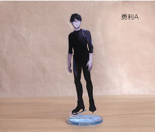 Hot YURI ON ICE Yuri Katsuki Decoration Cute Standing Plates Pendant Gift #A