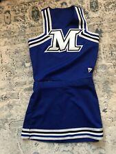 High School Varsity Cheerleader Cheerleading Uniform 38/30