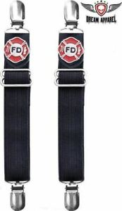 Fire Department Boot Clips