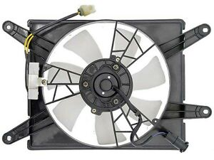 New Dorman Condenser Fan Assembly / 620-776 / FOR 90-94 HYUNDAI EXCEL 7061081