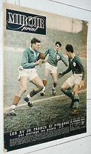 MIROIR SPRINT N°190 1950 RUGBY FRANCE-IRLANDE BOXE FOOTBALL RALLYE MONTE-CARLO
