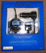 AUVIO FM Transmitter/Charger for IPod or iPhone