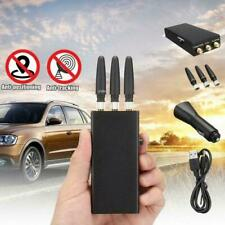 Car GPS Signal Interference Blocker Anti Trackers No Case New Stalking H4S1