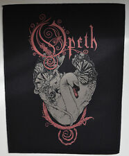 OPETH - Swan - 30 cm x 36 cm - Backpatch - 165013