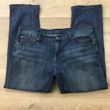 Lucky Brand Men's Jeans 221 Original Straight Size W40 Actual W42 L28 (BO12)