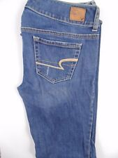 American Eagle Artist Distressed Bootcut Jeans  Size 8 (571)