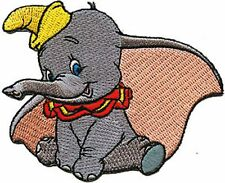 DUMBO the Elephant   IRONON PATCH $4-95 BUY 2 GET1 FREE