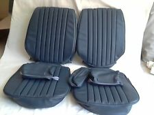 Mercedes Benz seat covers 450SL Blue MB TEX VINLY