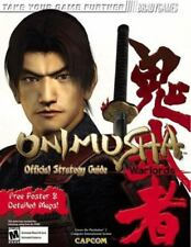 Onimusha: Warlords Official Strategy Guide, Dan Birlew, Good Book