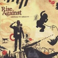 Rise Against - Appeal To Reason - 2010 (NEW CD)