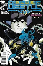 Blue Beetle Comic Issue 5 Modern Age First Print 2006 Giffen Rogers Rouleau DC