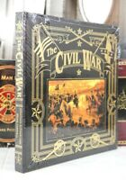CIVIL WAR - Easton Press - Sutherland & Canwell - LARGE BOOK - SEALED