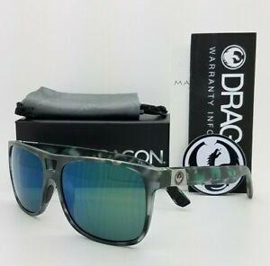 NEW DRAGON Roadblock sunglasses Matte Olive Tort Petrol Ion 59 AUTHENTIC Dragon
