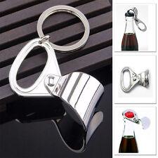 Stainles Steel Bottle Opener Portable Can Tab Ring-Pull Shape Beer Bottle Opener